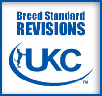 Breed Standard Revisions