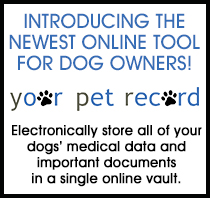 Your Pet Record